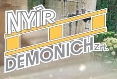 Nyír-Demonich Tároló Fatermék Gyártó, Kereskedelmi és Szogáltató Zrt.